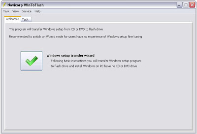Install Win 7 with pen drive