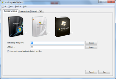 Install Win 7 with pendrive