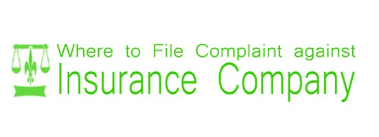 complaint against insurance company