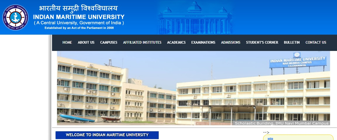 imu merchant navy institute