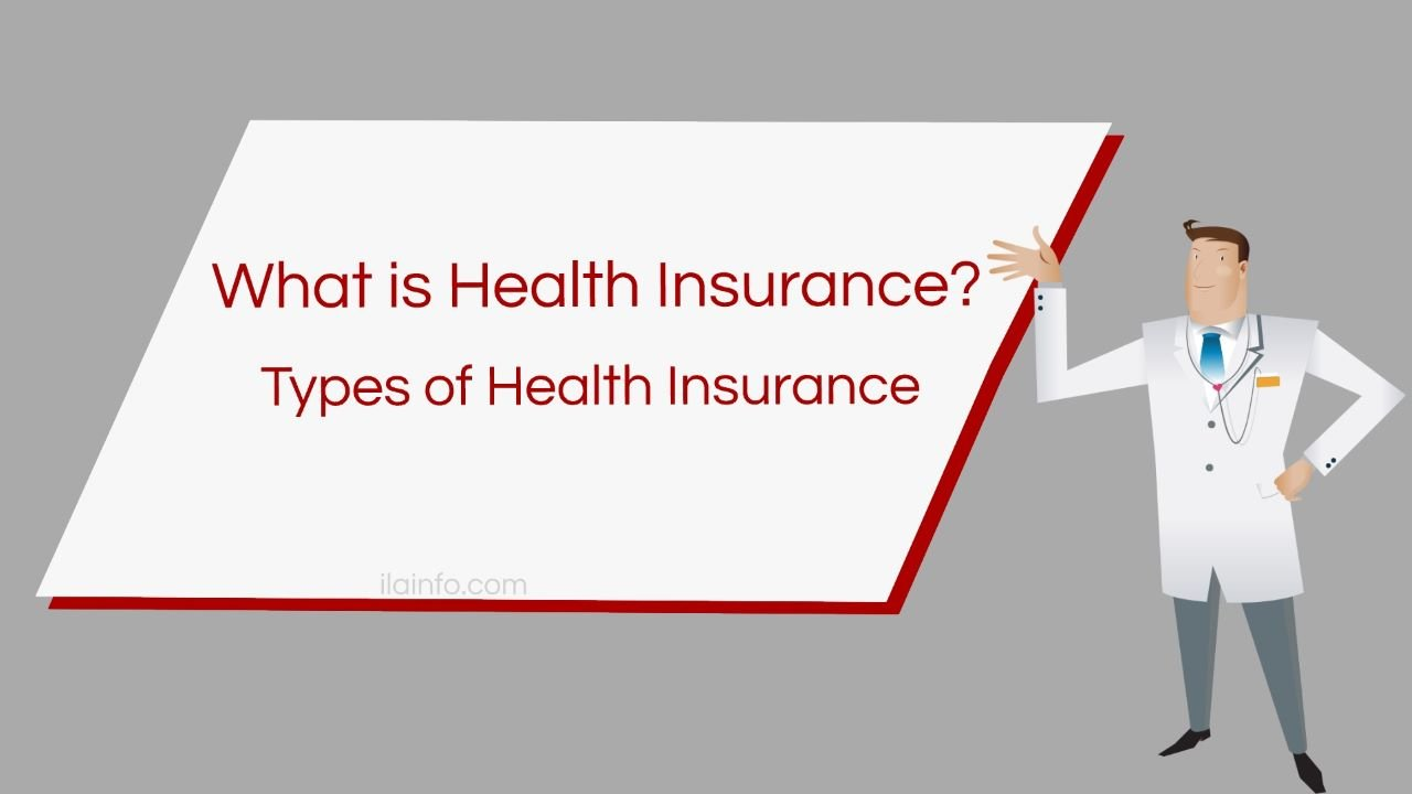 different types of health insurance